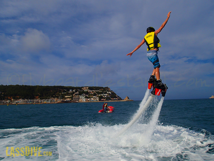 Clipper Hotel flyboard
