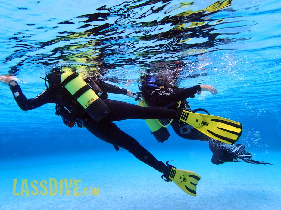 Clipper Hotel submarinismo